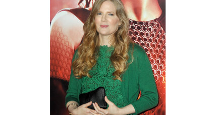 'Hunger Games' author Suzanne Collins, in rare interview, muses on war and the cycle of violence