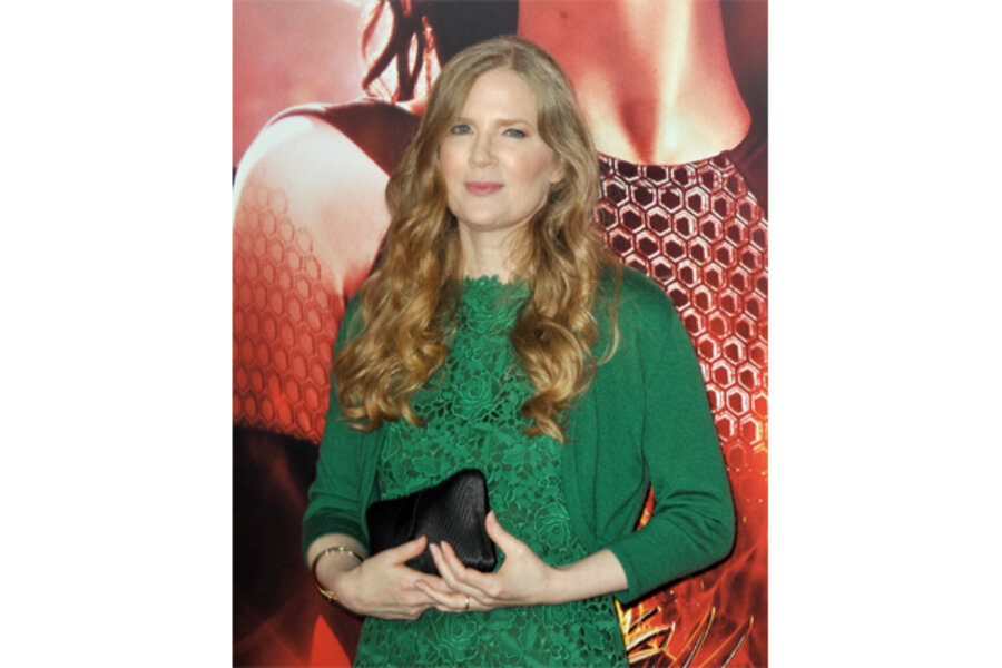 Hunger Games Author Suzanne Collins In Rare Interview Muses On