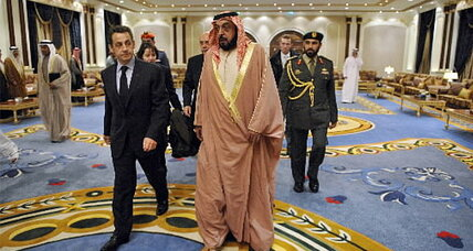 Why Arab presidents and princes are pledging millions to Philippines in typhoon Haiyan aid (+video)