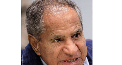 Sirhan Sirhan, Kennedy assassin, moved. Coincidence?