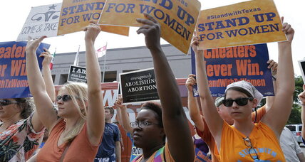 Supreme Court declines to block tough Texas abortion law (+video)