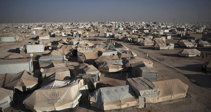 Amnesty International: Jordan is deporting Syrian refugees