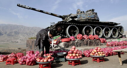 Afghans are living longer? Yes, but not thanks to NATO