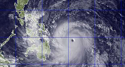 Typhoon Haiyan: the Philippines braces for mega storm