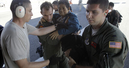 US-Philippines military ties bolster typhoon relief work (+video)