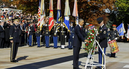How are Veterans Day and Memorial Day different? (+video)