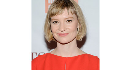 'Madame Bovary' film will star Mia Wasikowska