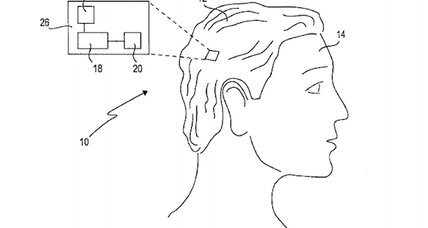 Sony files patent for vibrating, gadget-laden 'Smart Wig'