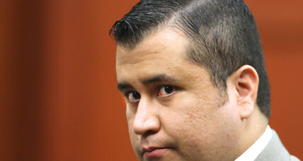 George Zimmerman arrested following Florida house disturbance