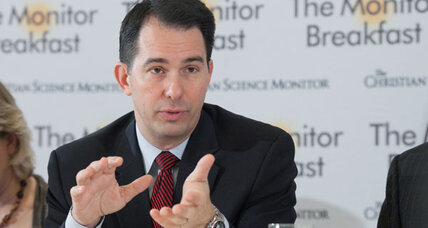 Gov. Scott Walker's position on abortion: 'I don't obsess with it'