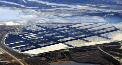 Behind the scenes at Canada's oil sands
