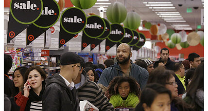 Black Friday weekend sales disappoint. Can retailers recover? (+video)