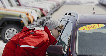 November car sales bring good tidings for auto industry