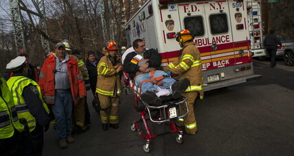 New York train crash engineer says he 'lost focus.' But why? (+video)