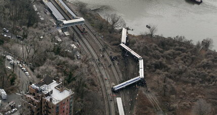 Brakes weren't the problem in New York train crash, NTSB says