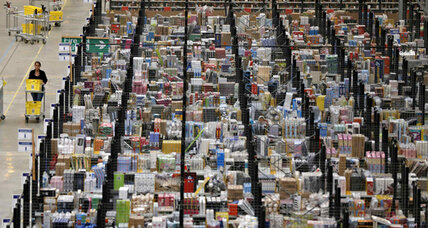 Amazon UK: A tough place to work, but Brits keep clicking