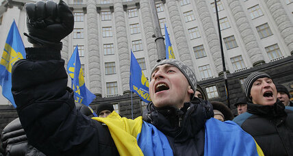 For the Ukraine: 'The door to the EU remains open'