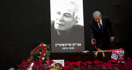 Israelis mourn their Frank Sinatra, whose ballads united a divided country