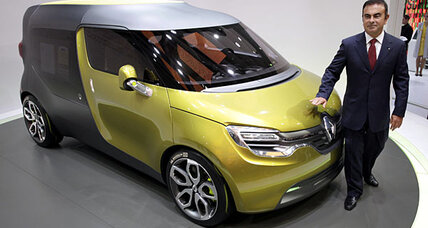 Renault: 250 miles for electric cars by 2020?
