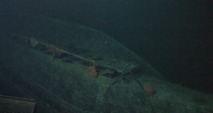 WWII submarine found: what it was doing in underwater 'trash heap' off Hawaii