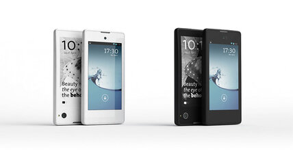 Yotaphone: Are two screens better than one?