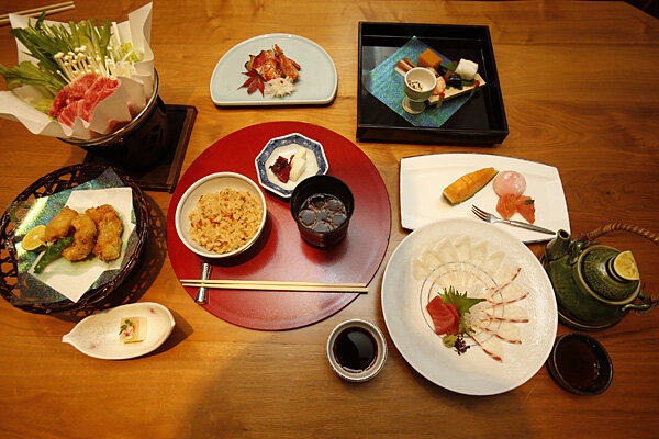 Can unesco save traditional japanese cuisine for Authentic japanese cuisine