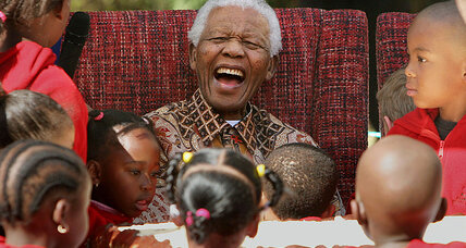 Mandela: A statesman who built a nation on the platform of his character (+video)