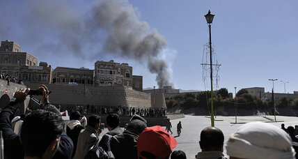 Military bear brunt of Yemen terror attacks (+video)