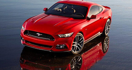 2015 Ford Mustang has fresh styling, new engines