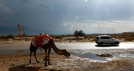 Israel agrees to swap water with thirsty neighbors - but can it quench demand?