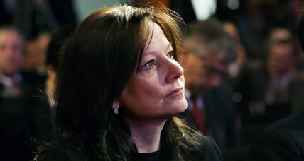 For Mary Barra, ascent to top of GM started on the factory floor (+video)
