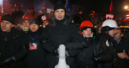 Ukraine's Klitschko: Could pugilist-turned-politican be next president?