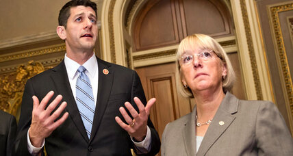 How Congress's odd couple reached a remarkable budget deal