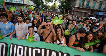 Uruguay legalizes marijuana: A white flag in the war on drugs?