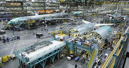 Boeing plant has suitors in several US states