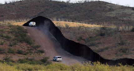 Is Border Patrol out of control? Study points to abuse of migrants.