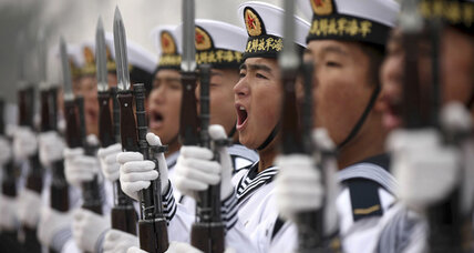 China wants to be the world's next superpower. True or false?