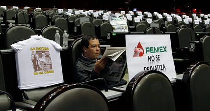 Mexico passes landmark oil reform: boon or bane? (+video)