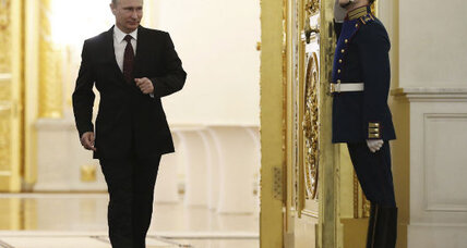 Putin to Ukraine: the door's still open to a trade pact