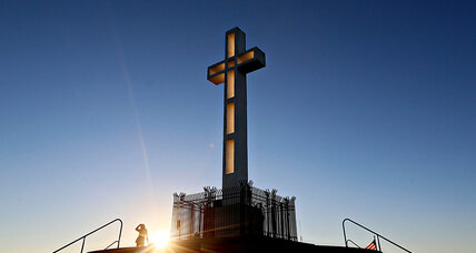 Judge orders Mt. Soledad cross removed, but saga probably isn't over
