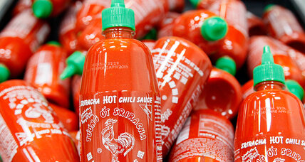 Sriracha shortage? California holds the hot sauce, and foodies are fuming. (+video)