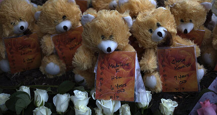 Teddy bears to ease the pain: from Newtown to the world
