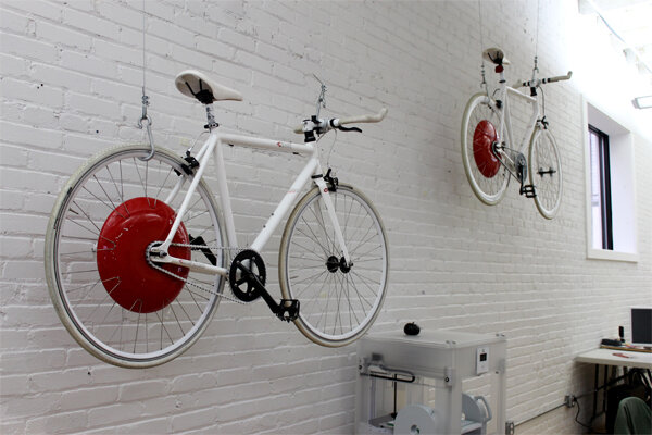 Copenhagen Wheel Zooms Toward E Bike Future
