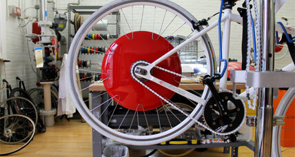 Copenhagen Wheel zooms toward e-bike future