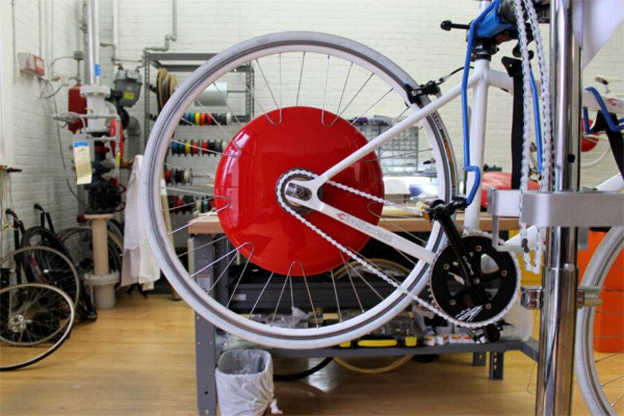 Copenhagen Wheel zooms toward e-bike future