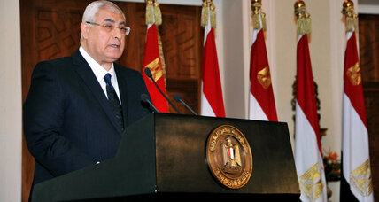 Egypt to vote on new constitution mid-January