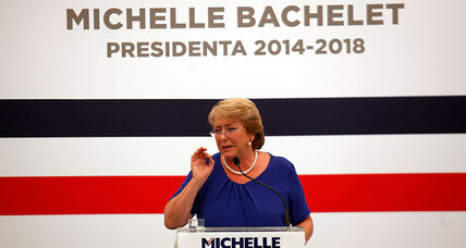 How will Chile's President-elect Bachelet tackle immigration reform?