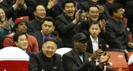 North Korea enigma: American released, uncle executed ... enter Dennis Rodman?