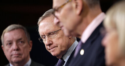 Senate simmers down after two all-nighters, but what was the point? (+video)