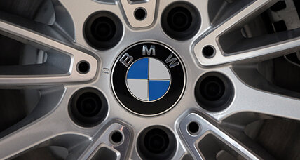 BMW to open up plant in Brazil